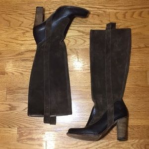 Frye Villager Pull On Boots Women's Size 8.5